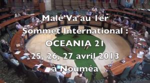 océania 2013