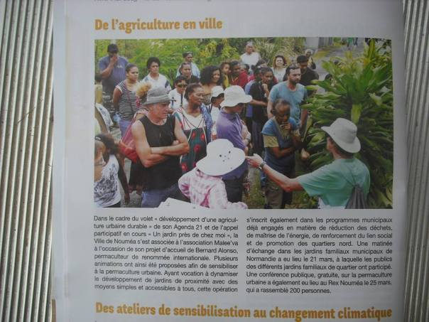 Normandie article