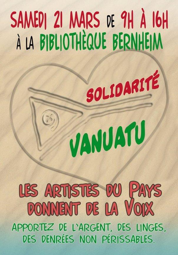 vanuatu solidarité