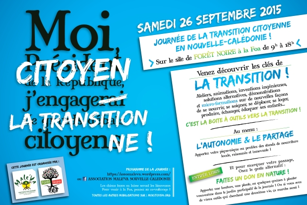 Journee Transition citoyenne 2015